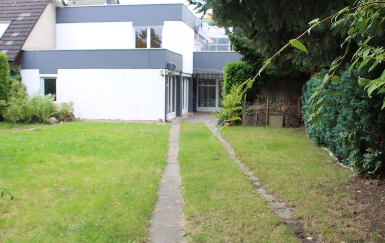 Haus hinten