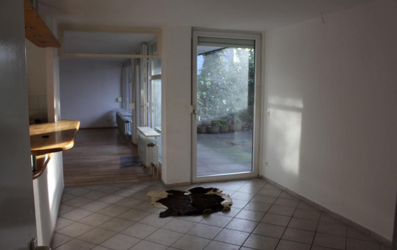 EG Flur zum Wohnzimmer