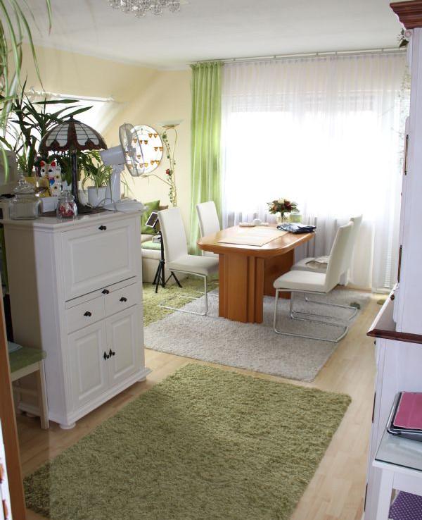 OG Wohnzimmer Zweizimmerwohnung