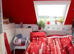 OG Schlafzimmer Zweizimmerwohnung
