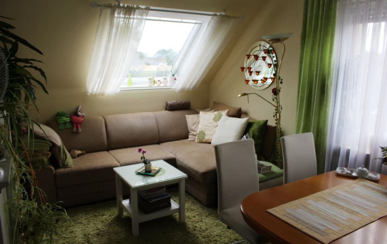 OG Wohnzimer Zweizimmerwohnung