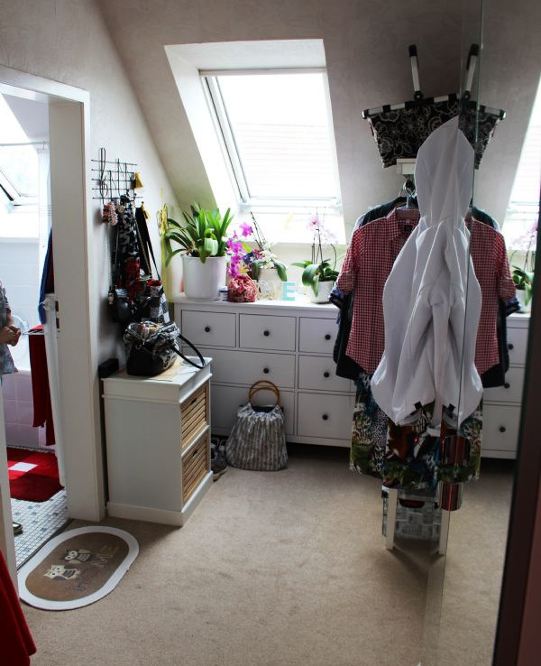 OG Flur Zweizimmerwohnung