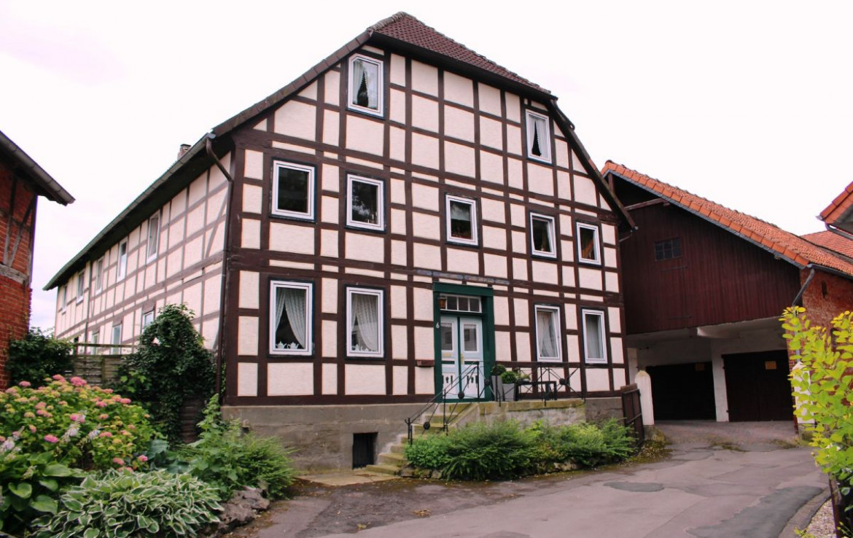 Haus vorne