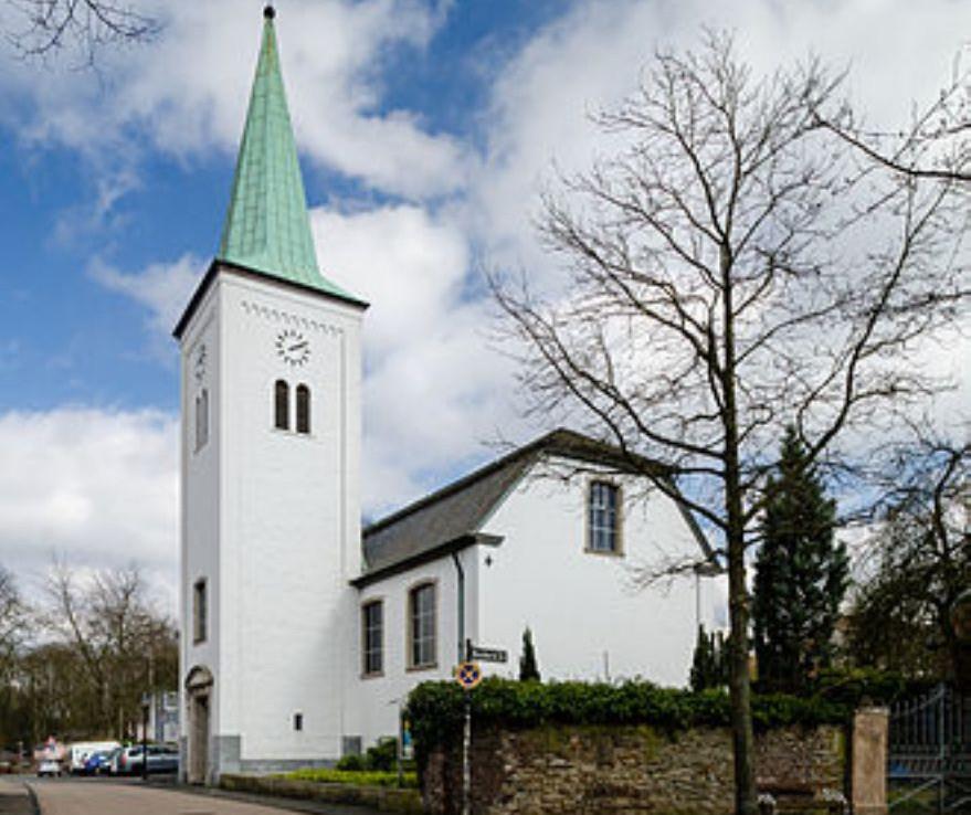 Dorfkirche in Saarn