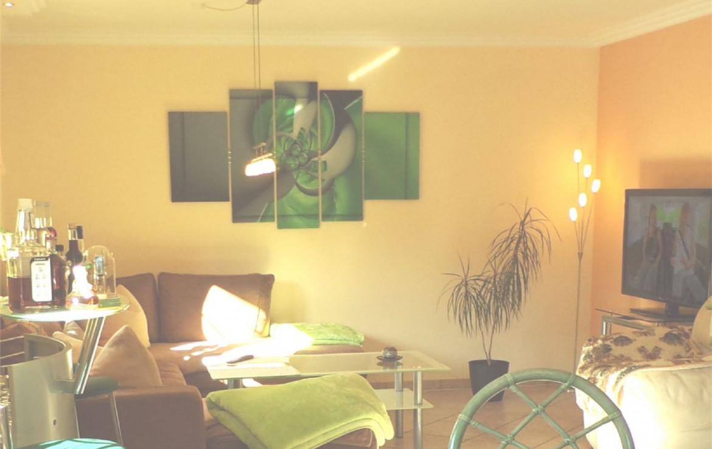 Wohnzimmer - TV Bereich