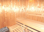Vom Bad in die Sauna