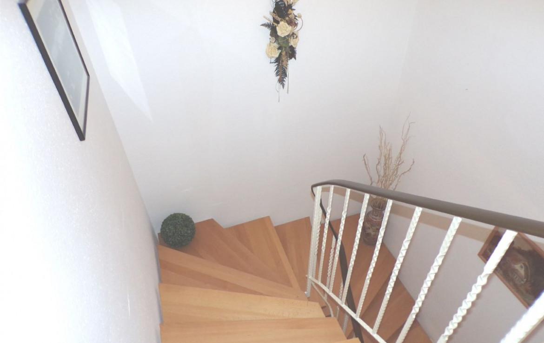 Treppenflur vom Dachgeschoss
