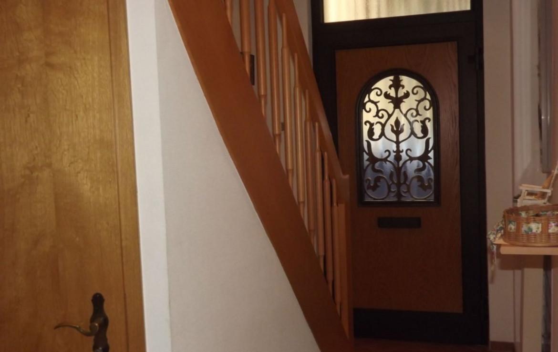 Diele mit Treppe