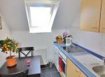 Küche 2. DG-Wohnung