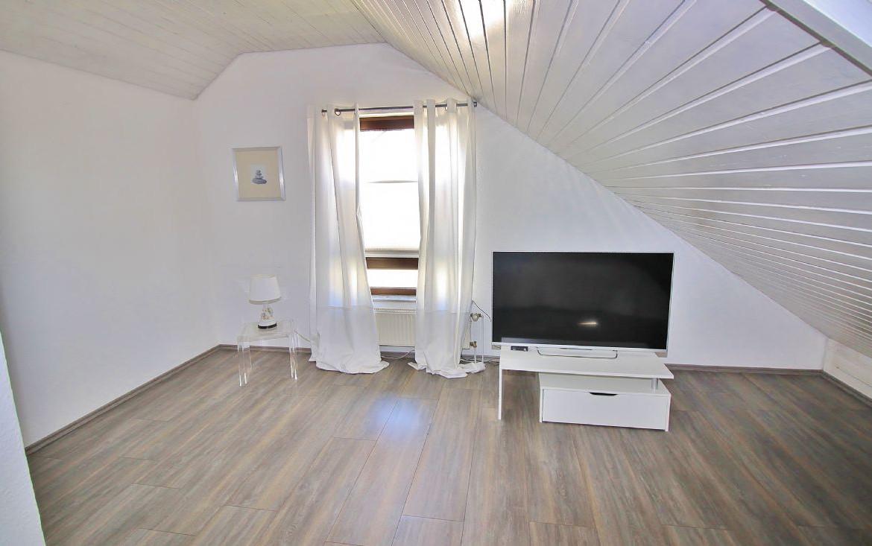 Schlafzimmer Dachgeschoss
