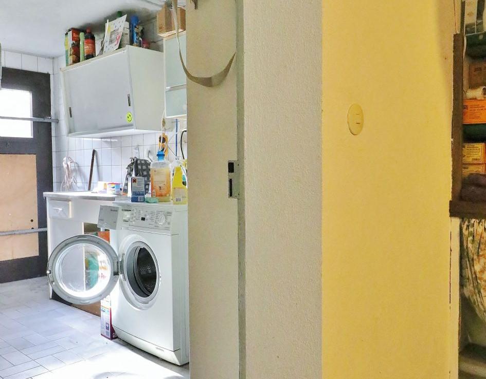 Kellergeschoss - Waschküche