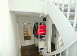 Treppenhaus zum Flur
