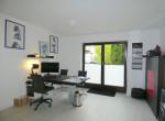 Schlafzimmer / Büro (Einlieger)