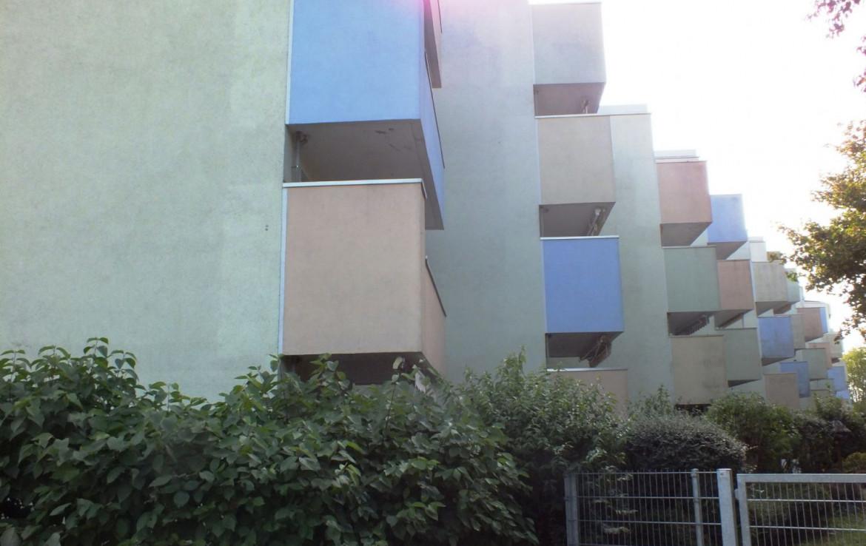 Haus von der Seite