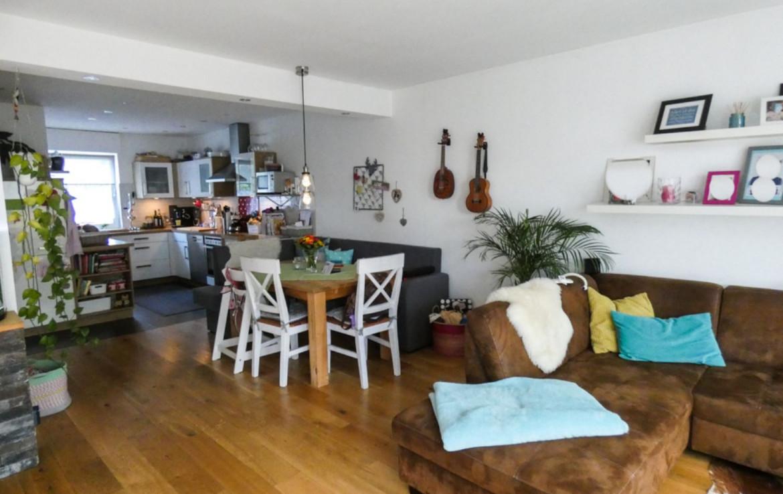Wohn-, Essbereich, Küche