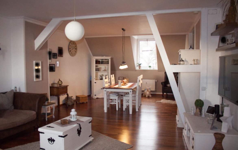 Übergang Wohnzimmer Esszimmer