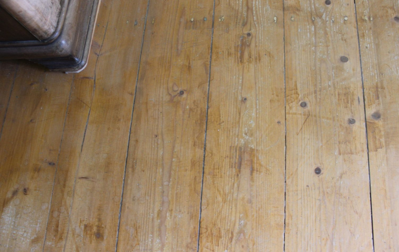 Detail Dielenboden