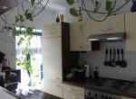 Offene Küche/Wohnzimmer